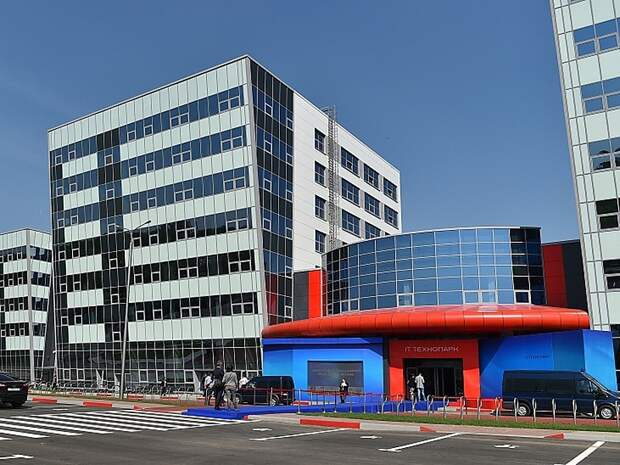 В здании технопарка МФТИ установят современную систему пожаротушения и обновят фасад Фото из архива редакции