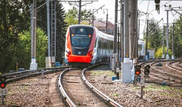 Поезда от станции «Дегунино» поедут по новому расписанию