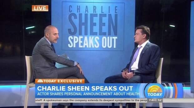 12 неоднозначных вещей, которые сделал Чарли Шин