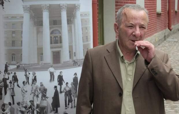 Скончался кинорежиссер Евгений Татарский