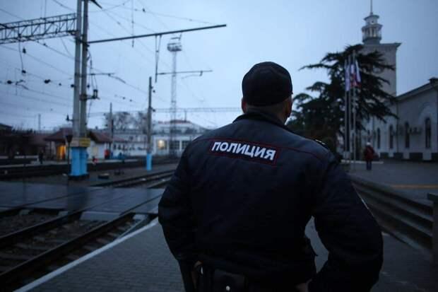 Пострадавших во время драки в центре Симферополя разыскивают правоохранители