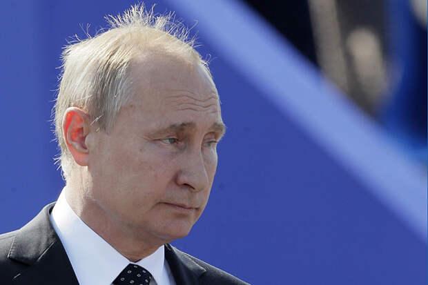 О внезапном старческом кризисе Путина