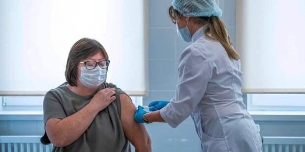 Юристы подтвердили правомерность решения об обязательной вакцинации в Москве. Фото: М. Мишин mos.ru