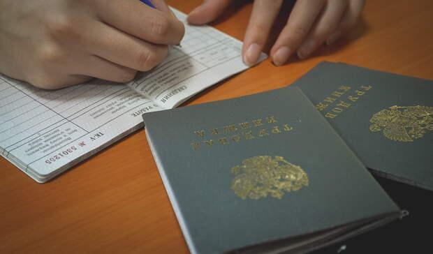 Рынок труда в Волгоградской области рухнул на 3,5%
