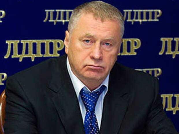 Жириновский - Я бы не приглашал глав стран НАТО на День Победы