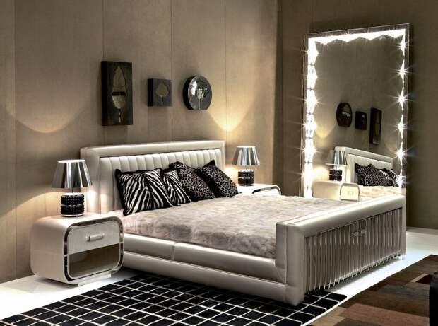 От некоторых вещей в вашей спальне лучше отказаться