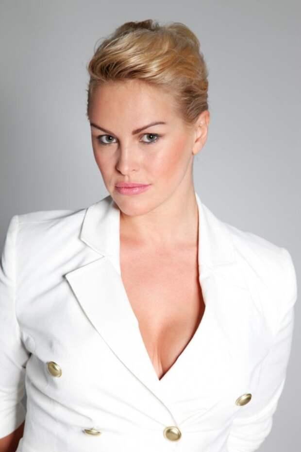 Самые прекрасные современные актрисы: Евгения Лютая