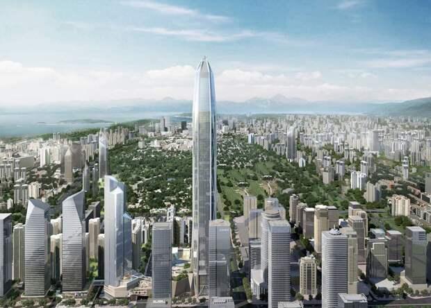 Самые высокие небоскребы, которые будут достроены в 2016 году