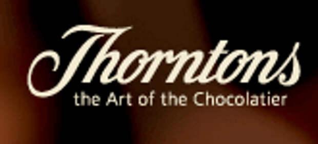 Thorntons: самая сладкая реклама
