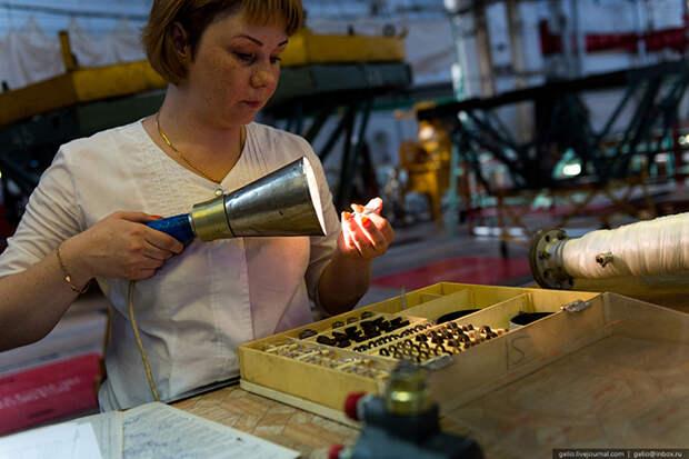 Как производят ракетные, авиационные и наземные двигательных установки