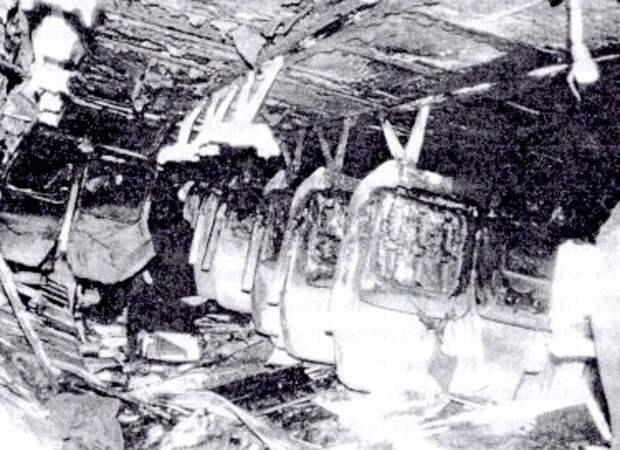 Пилот поспорил, что посадит самолет вслепую, и убил 69 человек