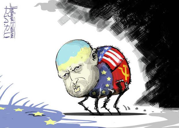 Рогозин: Турчинов, ты - гнида