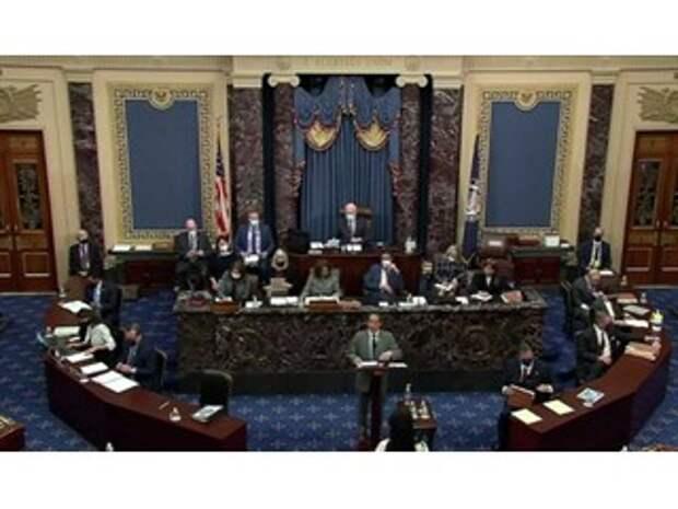 Сенат США оправдал Трампа на процессе по импичменту