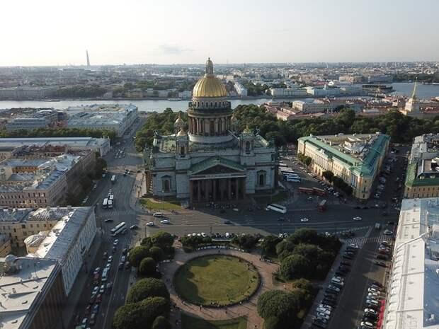 Forbes составил «великолепную десятку» городов России