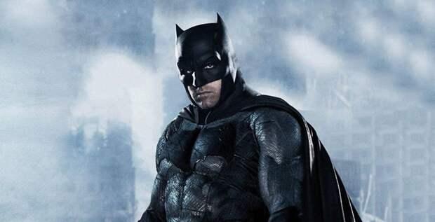 Бен Аффлек может потерять роль Бэтмена