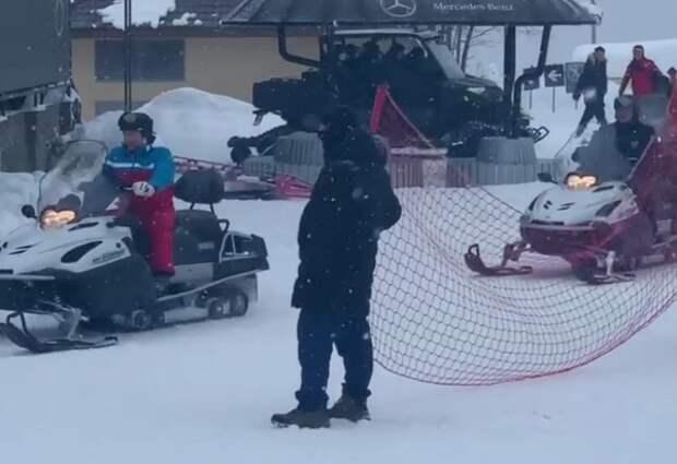 Путин пригласил Лукашенко после переговоров покататься на снегоходах и лыжах