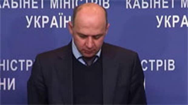 Ебаноидзе не смог помочь Украине