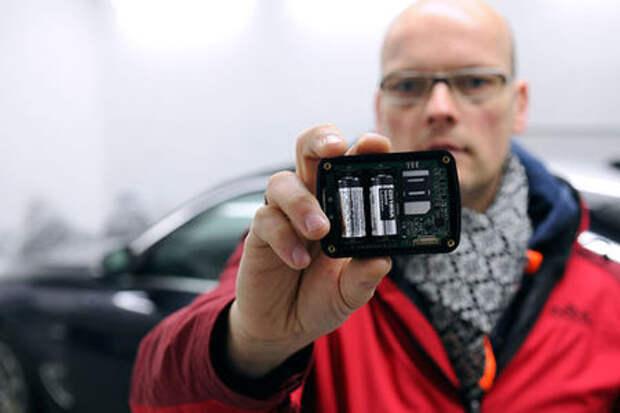 Штатная навигация BMW стала хитом у автоворов Германии