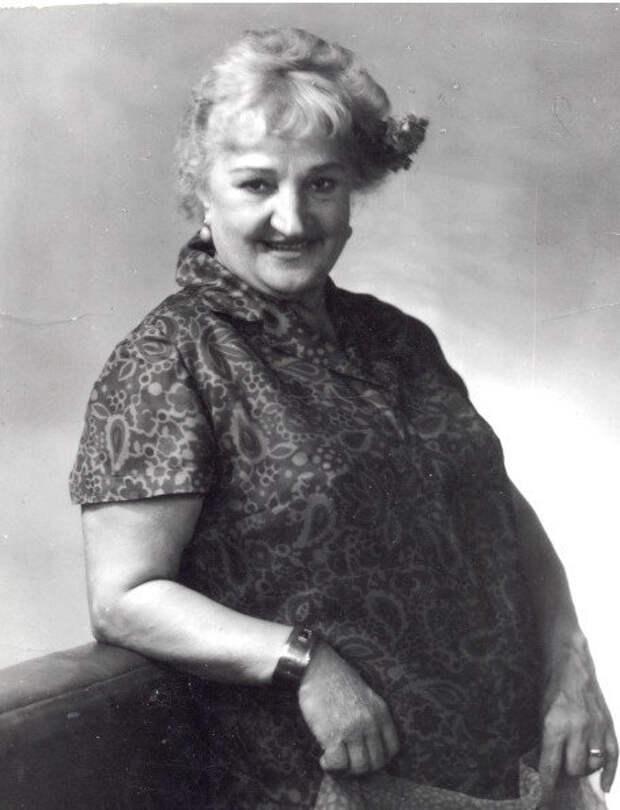 Гликерия Богданова-Чеснокова