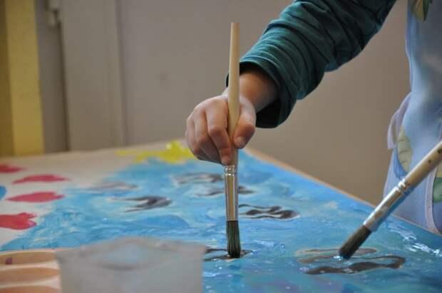 Детский рисунок. Фото: pixabay.com