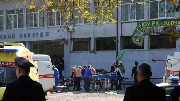 Роскомнадзор не получал жалоб на работу СМИ по освещению керченской трагедии