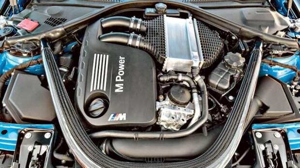 BMW M3: клапан для адреналина