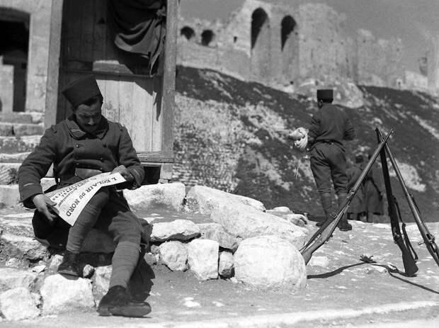 Syria1940 08 Сирия времен Второй Мировой
