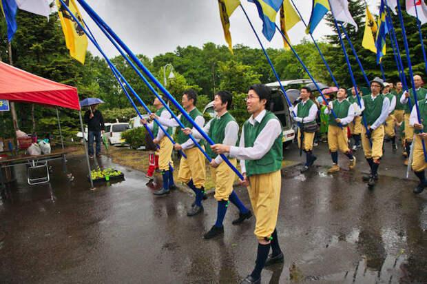 Шведский город в Японии
