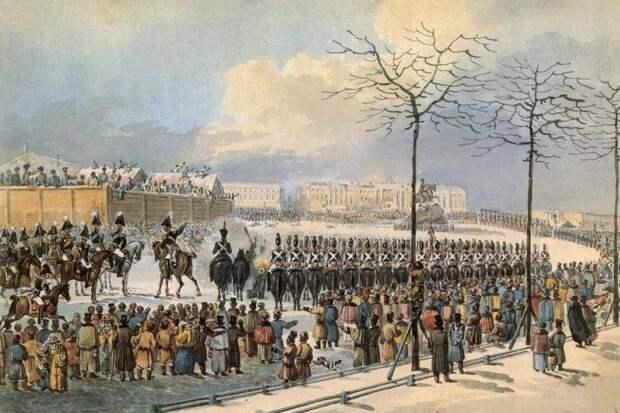 «Не мятеж, но опыт политической революции»
