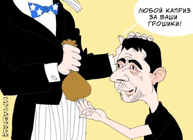 Когда Зеленский говорит: «НАТО — это единственный путь к окончанию войны на Донбассе»