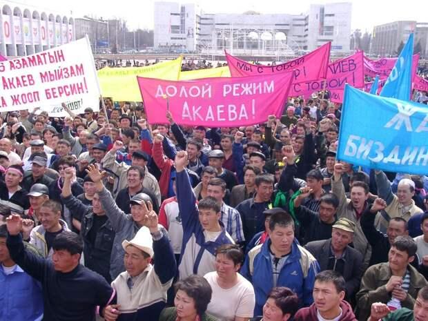 Мода на революцию. В каких странах СНГ ожидается Майдан?