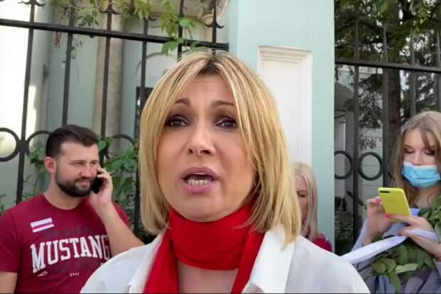 Генпрокуратура Белоруссии попросила Россию выдать заслуженную артистку РБ