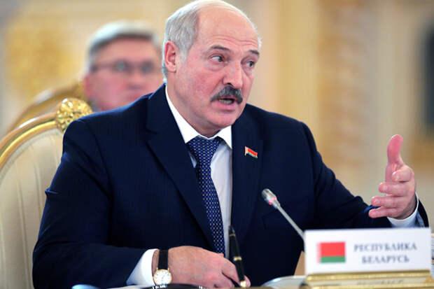 Лукашенко приготовился к применению военной силы