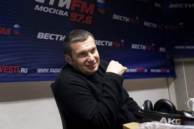 Соловьёв осудил пенсионную реформу и одновременно поддержал Путина