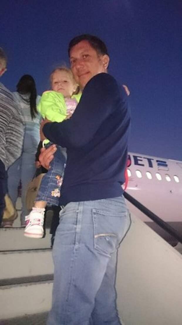 БЕЗ КОММЕНТАРИЕВ: Они были в том самолёте