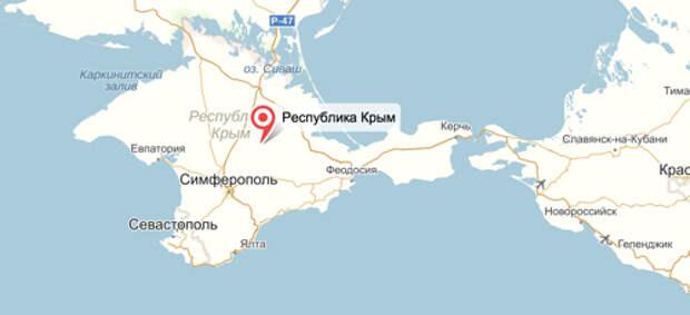Как возвращали Крым: России помогал иностранный спутник
