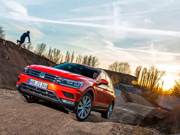 Тест нового Volkswagen Tiguan: победа экологов над автоспортсменами