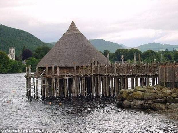 В Уэльсе обнаружена одна из старейших построек мира