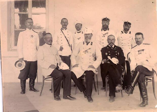 Казаки на фотографиях конца 19-го - начала 20-го веков.
