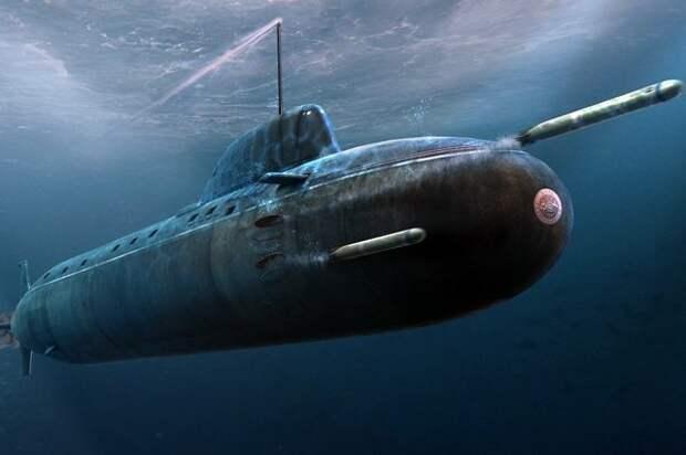 Гибель подводной лодки «Курск»