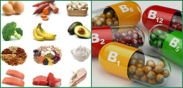Нехватка витаминов группы B: Чем вам это грозит и как с этим бороться?