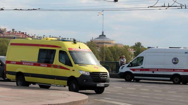 Петербург установил исторический рекорд: Больницы забиты. Счёт свободных коек уже идёт на десятки