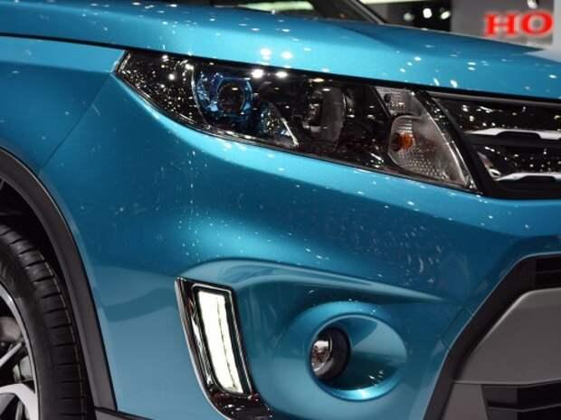 Suzuki планирует предложить новую Vitara в РФ по цене менее 1 млн руб.