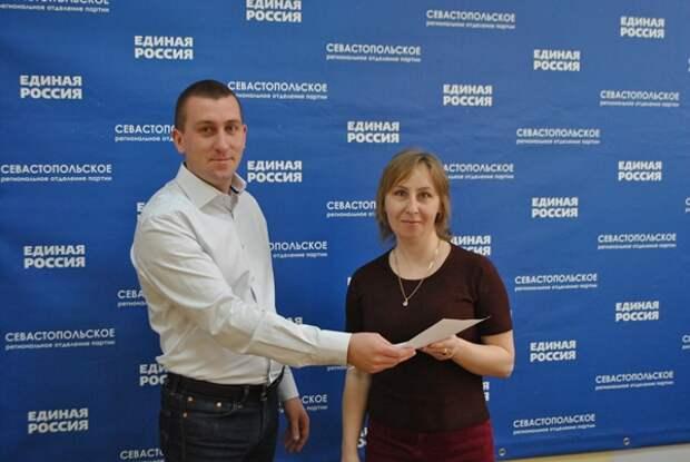 В Севастополе появился ещё один участник предварительного голосования