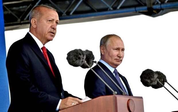«Пакт Путина-Эрдогана»: чего ждать Сирии в ближайшее время