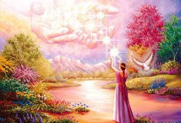 Восстановление СоТворчества человека с Создателем и Любовью!