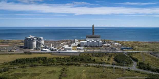 Линмоутская электростанция (фото: Rob McRorie)