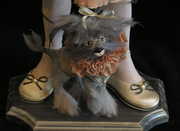 Тамара Пивнюк: авторские куклы