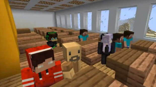 ВУЗы России проводят лекции в компьютерных играх