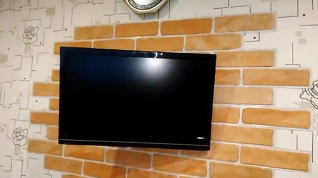 Кронштейн для телевизора своими руками